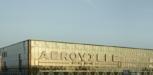 Aeroville vue exte rieure