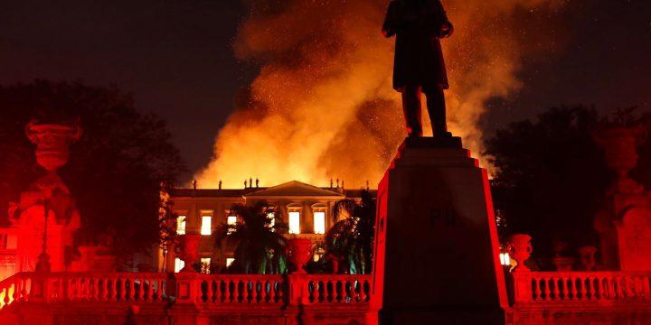 Reims, Londres, Rio : les reconstructions après trois grands incendies