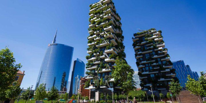 Le projet de Stefano Boeri : ramener la nature au sein de l'urbanisme
