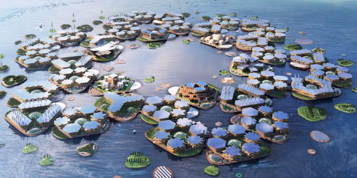 Villes flottantes, une utopie ou un futur crédible ?