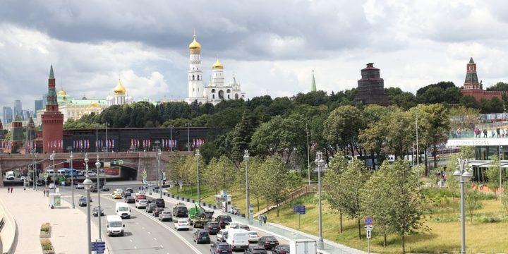 Le Grand Moscou, le plan pour transformer la capitale russe