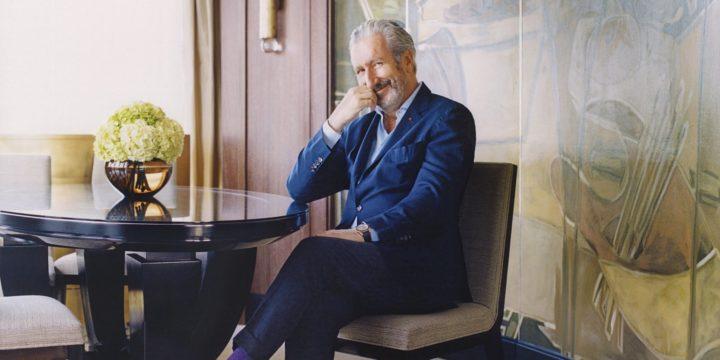 Thierry Despont, un architecte au pinacle de son œuvre
