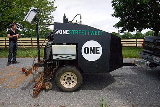 OneStreetTweet