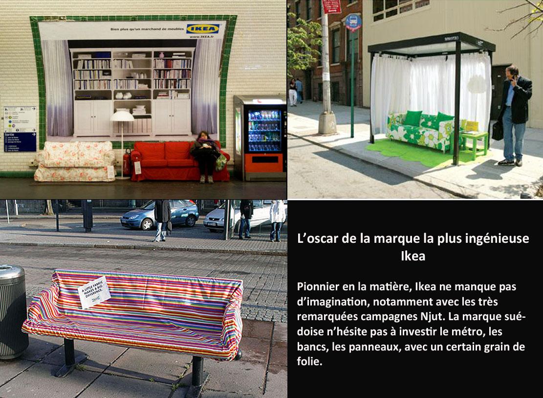 guerilla marketing quand les villes se m tamorphosent. Black Bedroom Furniture Sets. Home Design Ideas