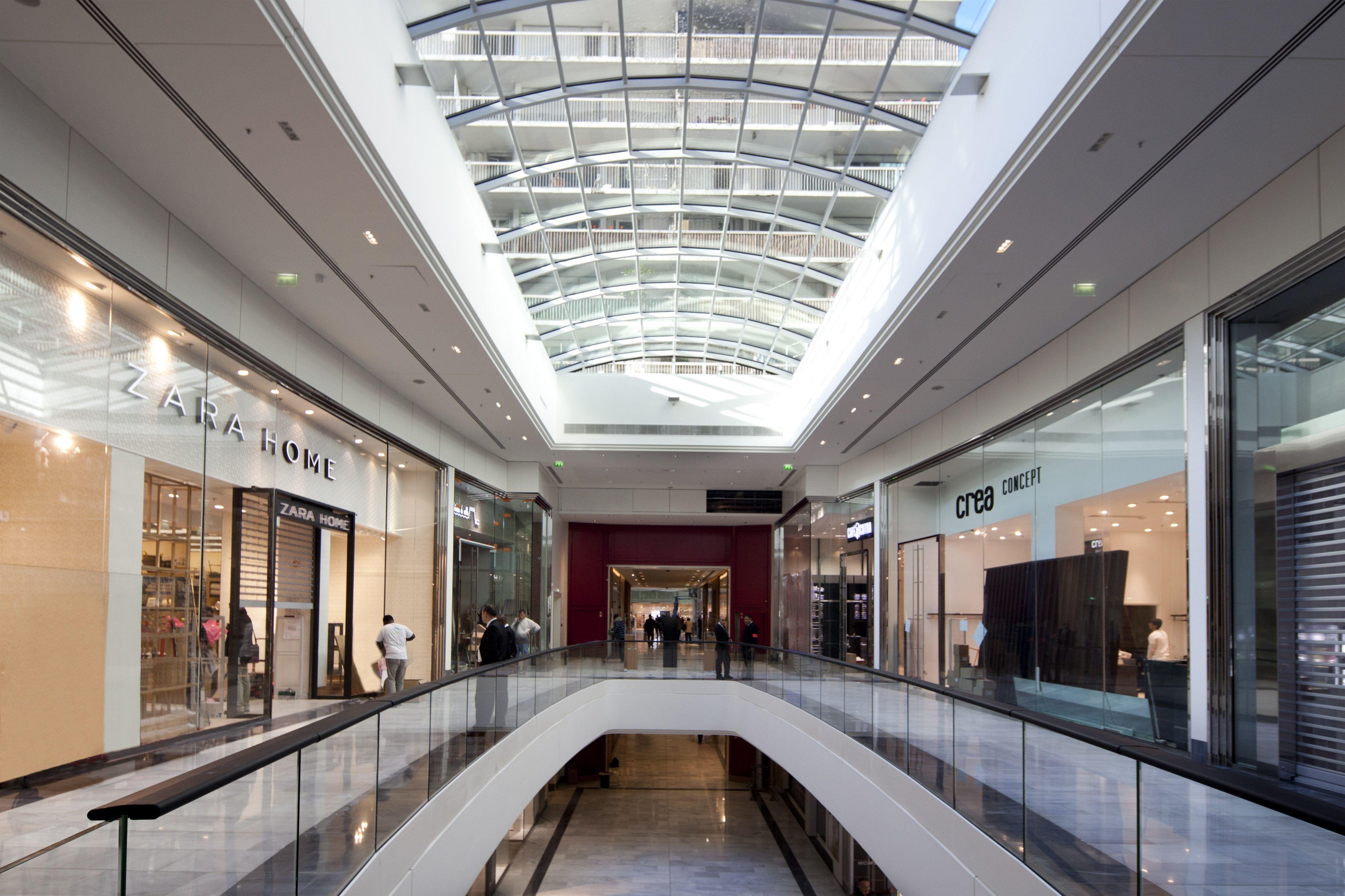 Ouverture de so ouest un centre commercial 4 toiles levallois - Centre commercial so ouest levallois ...