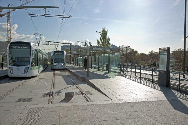 Tram 3 - Paris