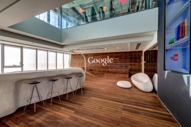 Google Telaviv Reception