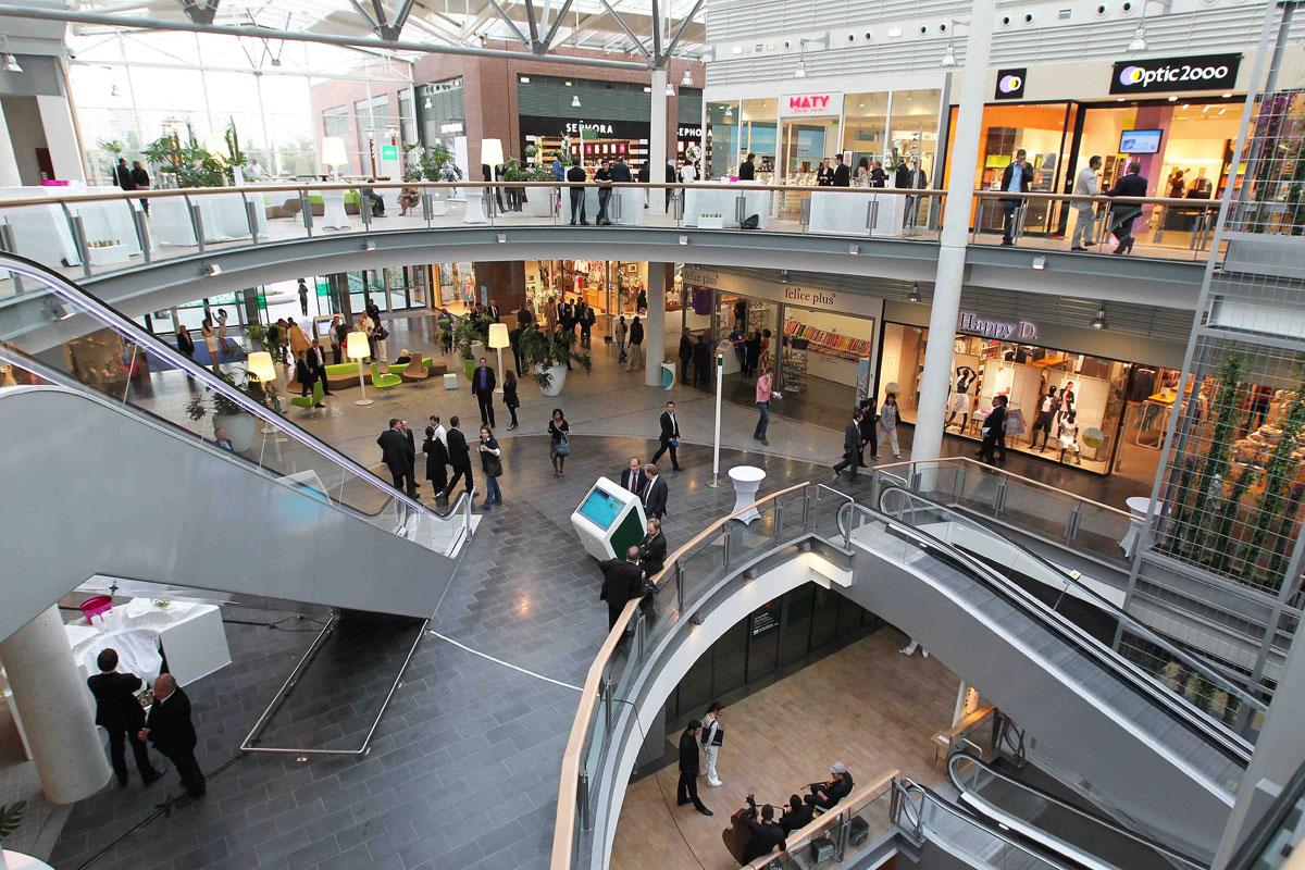 Le concept y une solution d avenir r alisable - Centre commercial la jonquera ...