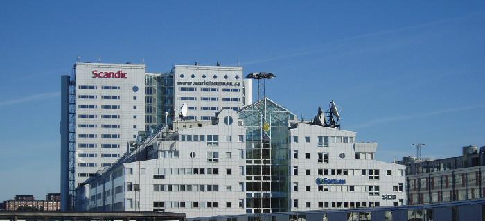 Scandic hotel Värtahamn