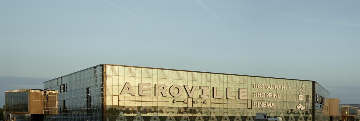 Inauguration du centre commercial a roville urban attitude - Centre commercial roissy ...