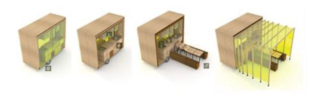 kitch 39 n lib prix quick du concours de microarchitecture mini maousse. Black Bedroom Furniture Sets. Home Design Ideas