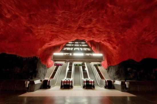 Stockholm Metro Urban Attitude
