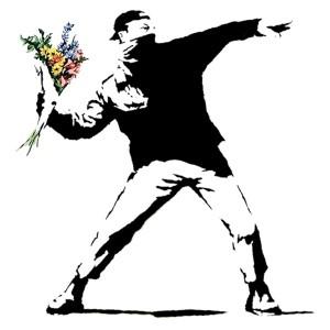 Illustration de Banksy. Source : http://galleristny.com/