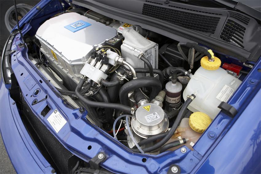hydrogen-motor
