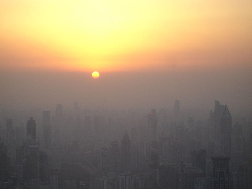1024px Shanghaiairpollutionsunset