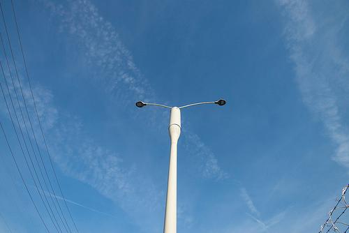 des lampadaires connect233s en 4g