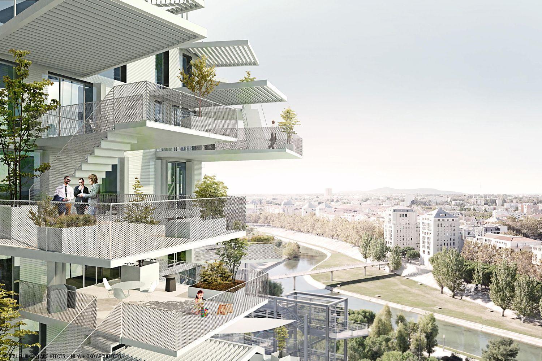 Sou Fujimoto . multipurpose Tower . Montpellier (1)