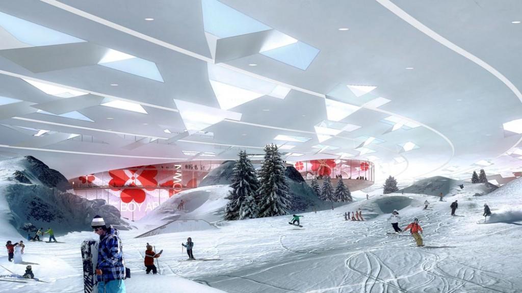 europa city ski