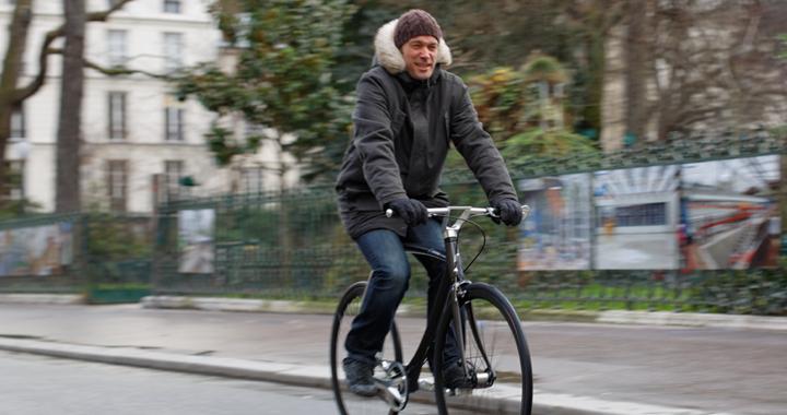cyclisteUrbain