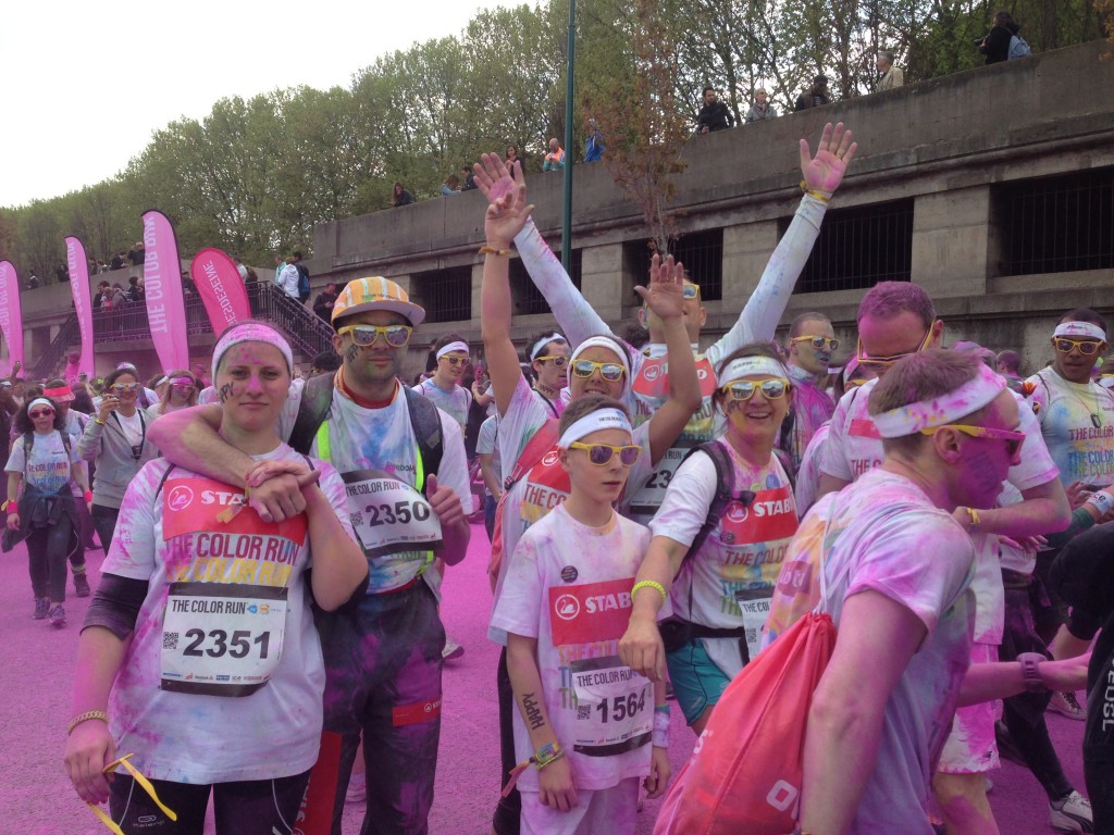 stabilo color run paris