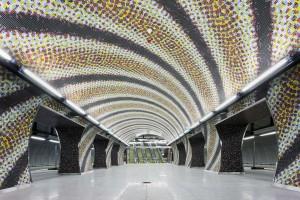 Fovam ter Szent Gellert ter metrostations