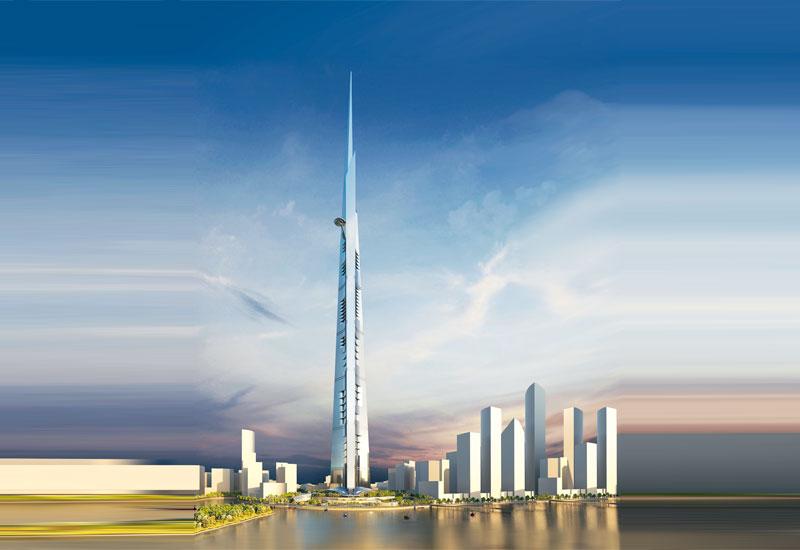 Kingdom tower une tour la hauteur de l ambition d mesur e de ses construc - Hauteur de la tour la plus haute du monde ...