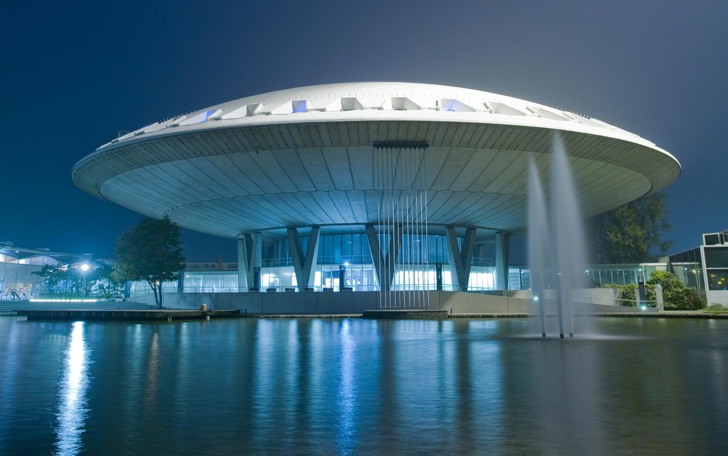 Eindhoven Evoluon2012