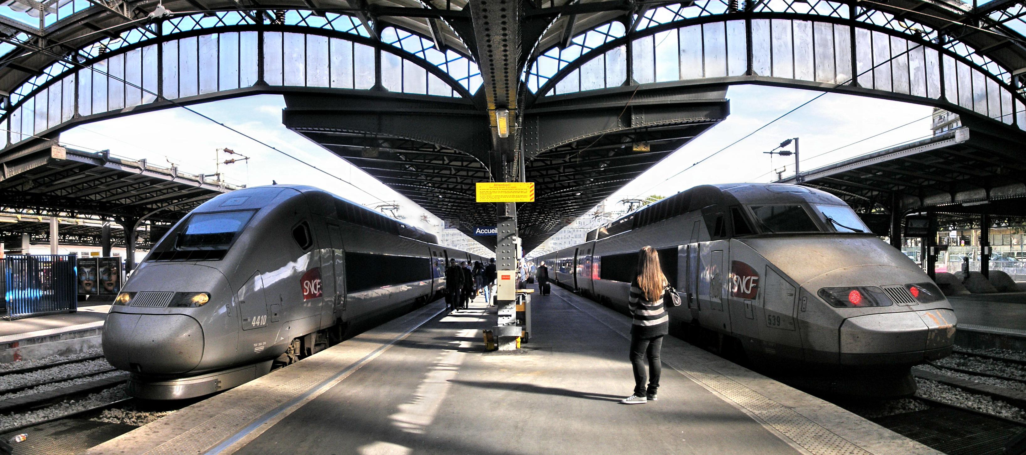 Gare De LEst Paris 2007 A5