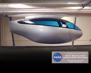NASA-SkyTran Maglev PRT