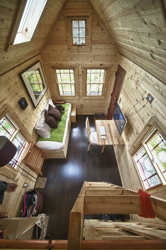 small homes interior design la tiny house ou l 233 loge de l escargot 21918