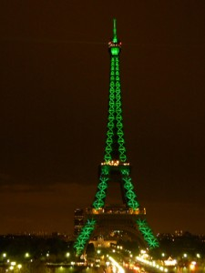 Eiffel-Tower-Green