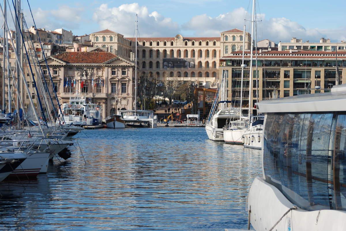 marseille les secrets du futur vieux port