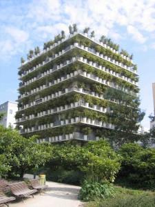 flower tower urbanisme