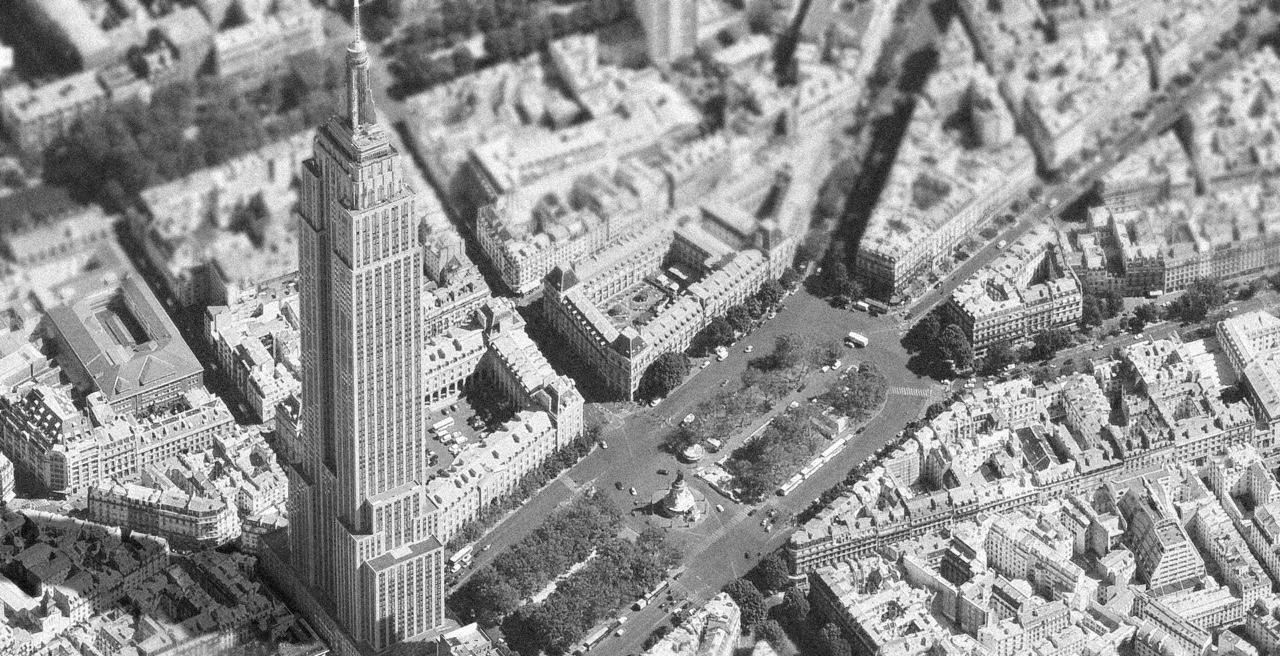 bastille haussman paris new york