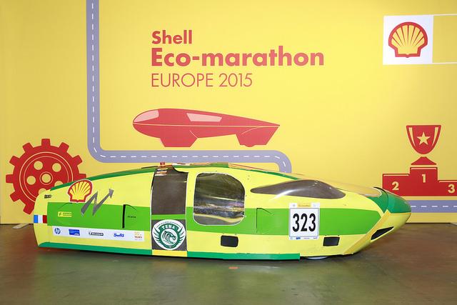 shell eco marathon 2015
