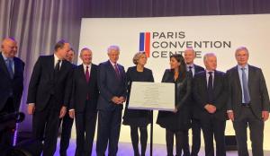 Paris convention centre invités spéciaux