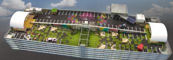Urban attitude actus urbaines for Paris expo porte de versailles parking