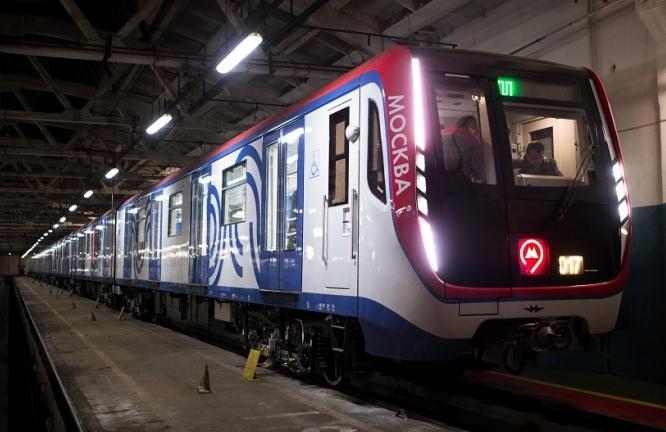Le métro de Moscou, un modèle de modernité et de confort