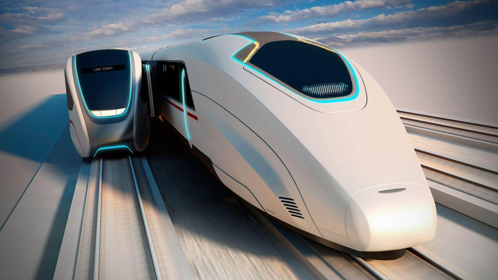 Les trains du futur