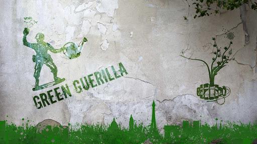 Green Guerilla Urban Attitude